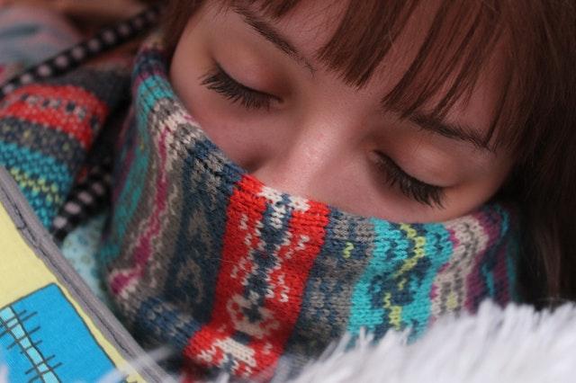子育て中風邪をひいた時に早く治す4つのポイント!