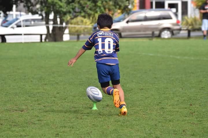 ニュージーランドでラグビーをしている日本人の天才少年って誰?